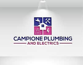 #18 for Logo for my business Campione Plumbing and electrics af saifulislam023