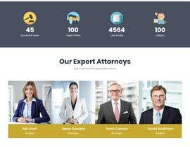 #18 for Build A Website for a National High Volume Law Firm (Personal Injury, Family, Employment etc.) af vdexter
