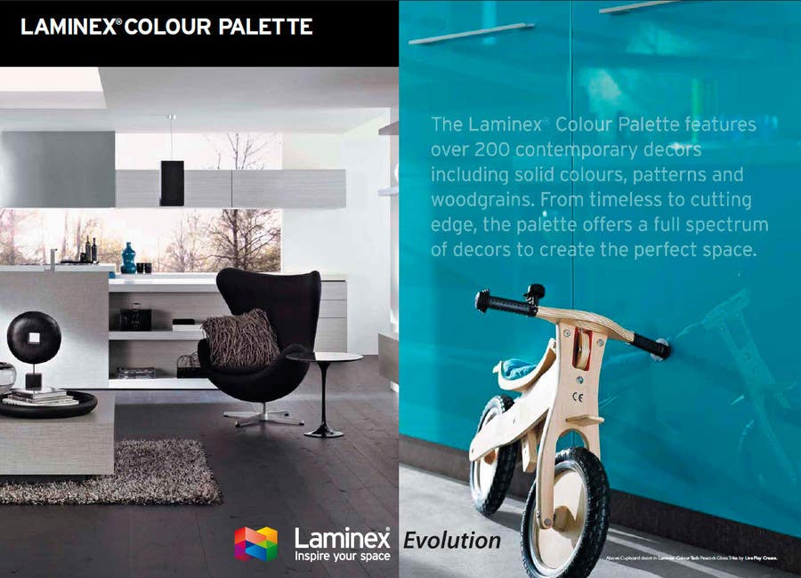 Proposition n°                                        60                                      du concours                                         Logo Design for Laminex