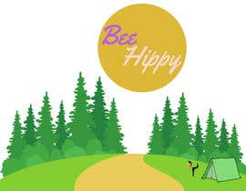 #58 for Design a Logo - Bee Hippy / Diseñar un logotipo by vinusoren