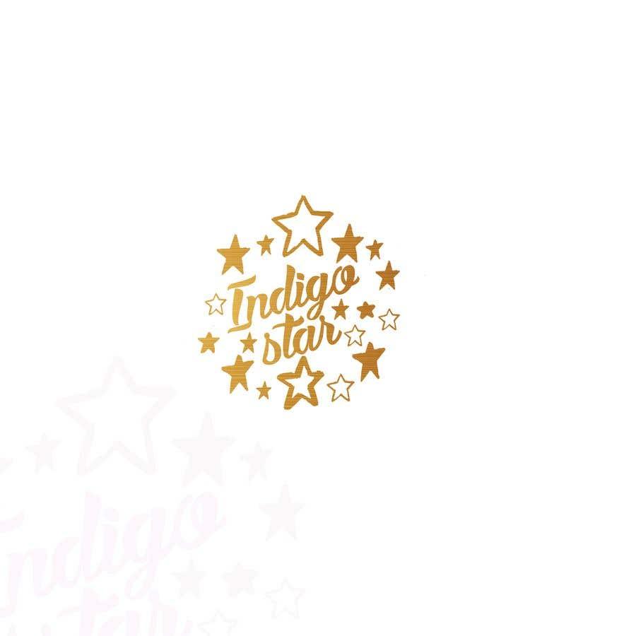 Penyertaan Peraduan #113 untuk Design a Logo for Indigo Star - handmade jewellery