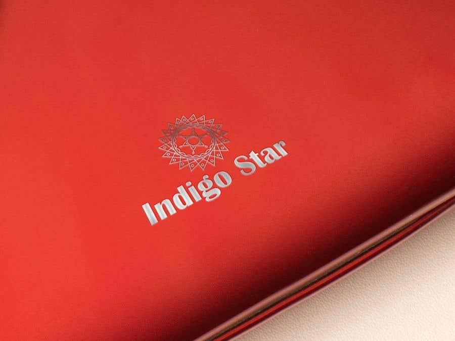 Penyertaan Peraduan #70 untuk Design a Logo for Indigo Star - handmade jewellery