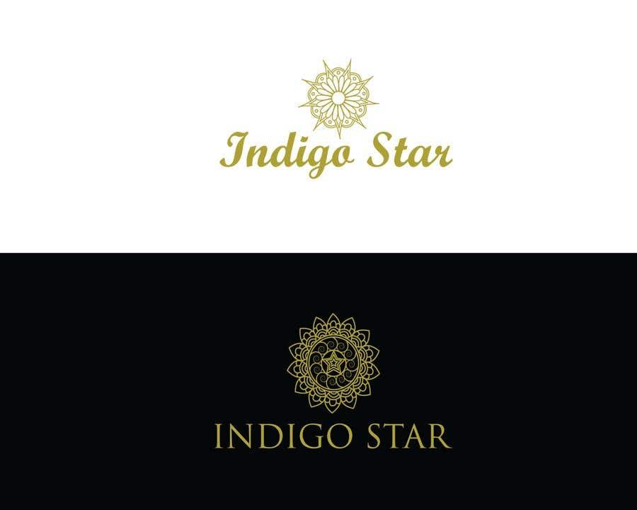 Penyertaan Peraduan #72 untuk Design a Logo for Indigo Star - handmade jewellery