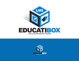 #45 for Design a logo for our LMS brand EducatiBox by Legatus58