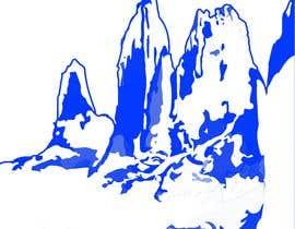 #20 para draw mountain vectors por nuwanrasangana