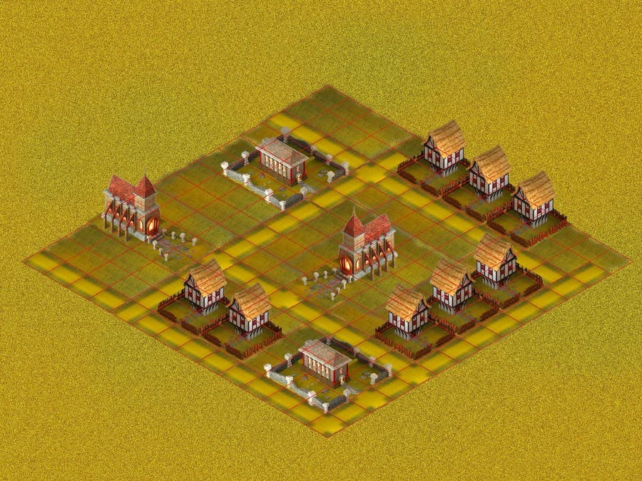 Photography Contest Entry #20 for 50 isometric building designs for iPhone/Android city building game