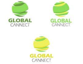 #31 untuk Design a more professional modern logo for Global Cannect oleh Maissaralf