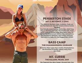 #7 для Festival Poster от zhoocka