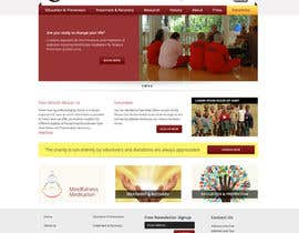 nº 2 pour Wordpress Theme Design for New website for East West Detox, Charity Website par Pavithranmm