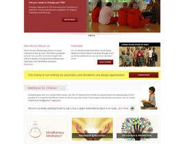 #4 untuk Wordpress Theme Design for New website for East West Detox, Charity Website oleh Pavithranmm