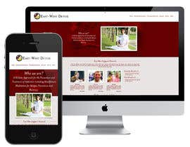 #3 untuk Wordpress Theme Design for New website for East West Detox, Charity Website oleh wik2kassa