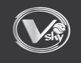 nº 31 pour Design logo for Vsky par mohsinazadart