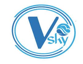 nº 39 pour Design logo for Vsky par mohsinazadart