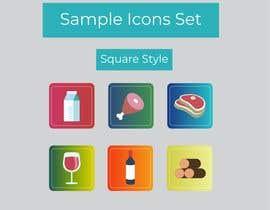 nº 170 pour Icons for a Browser Game par Ammar619