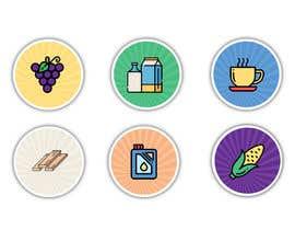 nº 96 pour Icons for a Browser Game par nirajmangukiya