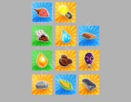 nº 172 pour Icons for a Browser Game par R0ES