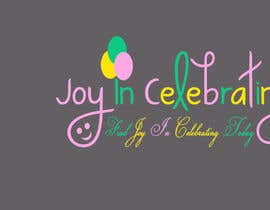 #39 for Design a Logo - Joy In Celebrating by chaitanyamedha
