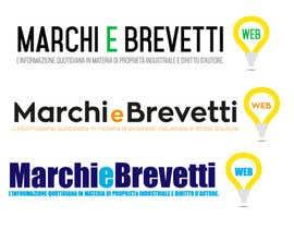 #73 untuk Restyling logo Marchi e Brevetti web oleh Alessiosaba