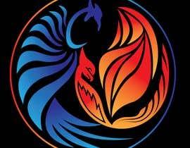 #15 para Fire and Water Phoenix Logo por dewannasiruddin