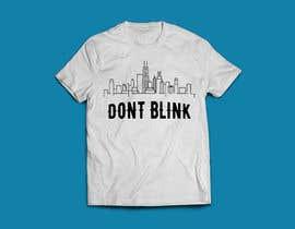 nº 11 pour Dont Blink with Chicago skyline par MrAkash247
