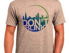nº 9 pour Dont Blink with Chicago skyline par luisanacastro110