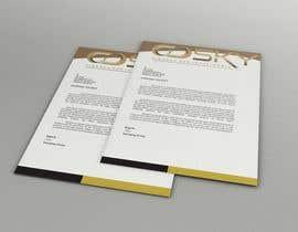 #31 for Design company letterhead by alokeghosh