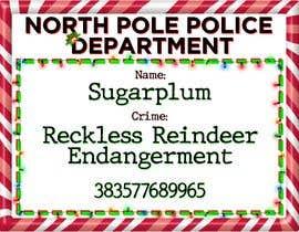 #17 for Design me a Christmas novelty card af egrjhn
