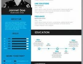 #2 para Re-escritura y Diseño Hoja de Vida - Ajuste - Profesional, Nivel Gerencial de jhosser