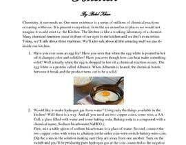 #4 para Article for School Students por Muhammad1Bilal