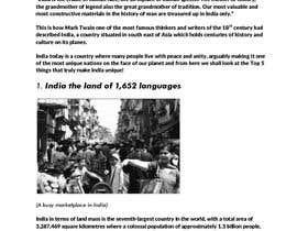 #24 para Article for School Students por RishilS