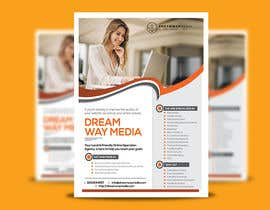 nº 9 pour Advertisment banner for dreamway media par jawadbhatty