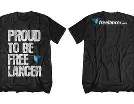 sunsdesign님에 의한 T-shirt Design Contest for Freelancer.com을(를) 위한 #5340