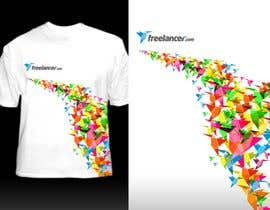 #5393 T-shirt Design Contest for Freelancer.com részére uzumaki által