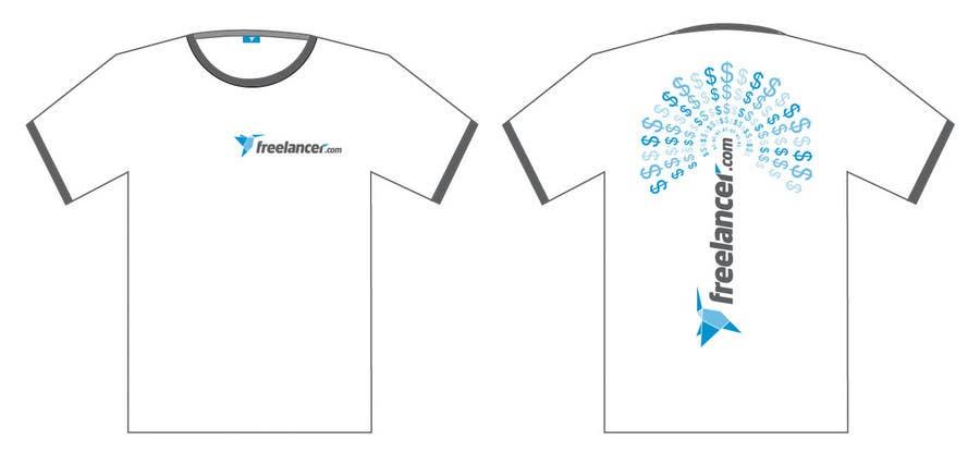 Contest Entry #                                        4770                                      for                                         T-shirt Design Contest for Freelancer.com
