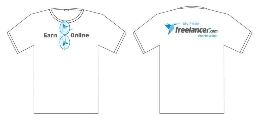 Contest Entry #                                        4484                                      for                                         T-shirt Design Contest for Freelancer.com