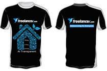 Graphic Design Contest Entry #2934 for T-shirt Design Contest for Freelancer.com
