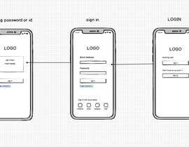 #2 for Wireframe design for IOS/Android Mobile Web App af nikhiltank35