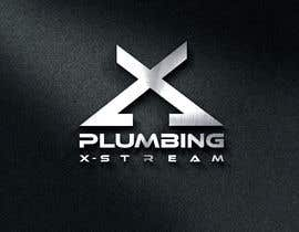 #124 for Logo Design for Plumbing X-STREAM by shanjedd