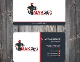 #4 for Business Cards for a Firearms Business - Ballistic Industries by tanveermh