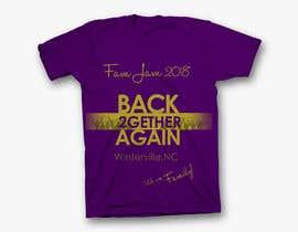 #28 untuk Design a Family T-Shirt2 oleh dorotheaalig
