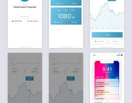 #8 untuk Android and iOS UI Designs for My Wireframes oleh sajidesigner