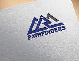 nº 45 pour PATHFINDERS - Mountain Retreat Compass Logo par romiakter