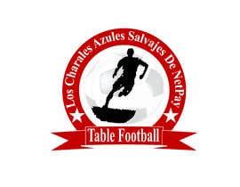 #17 for Logo Design for a Table Football team af topu017999215737