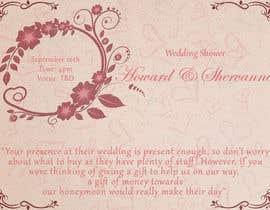 #6 for Wedding Shower and Bachelorette shower invite af japeetmark