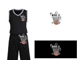 nº 13 pour Basketball jersey par tasfiyajaJAVA