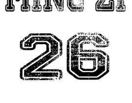 nº 7 pour Basketball jersey par masud111191