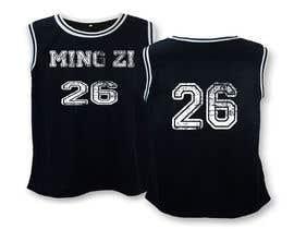 nº 10 pour Basketball jersey par masud111191