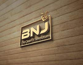 #42 untuk BNJ TV Logo Creation News Channel oleh aslamhossain96