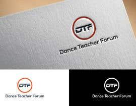 #33 for Dance Teacher Forum logo af Rajmonty