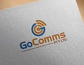 Nro 46 kilpailuun Comms Company Logo käyttäjältä blackbee440